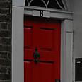 פנג שואי לבתים, דלת כניסה